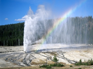 rondreis yellowstone